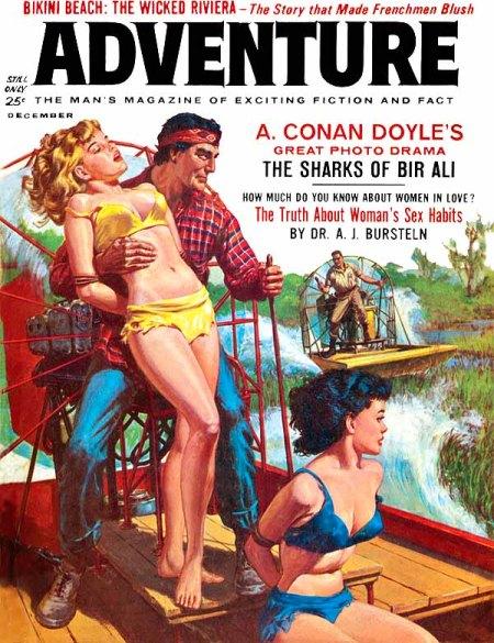 Adventure, december 1962dec