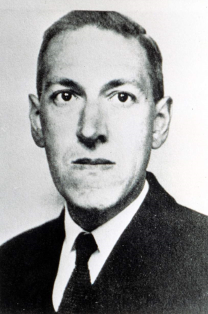 Howard Phillips Lovecraft (20. august 1890 – 15. marts 1937)