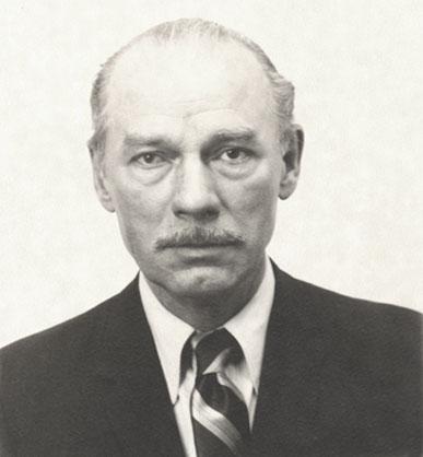 Mesterlige Norman Blaine Saunders (1. januar 1907 – 7. marts 1989)