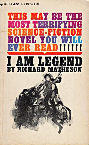 Paperback, Bantam Books 1964