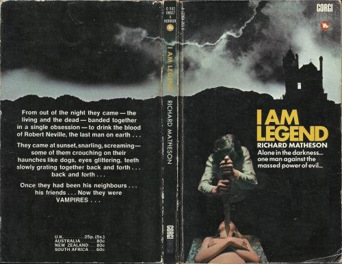 Paperback, Corgi 1971