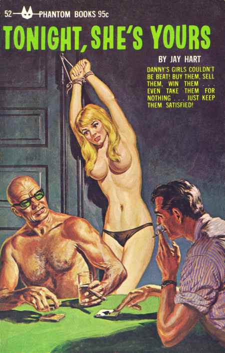 Paperback, Phantom Books 1967