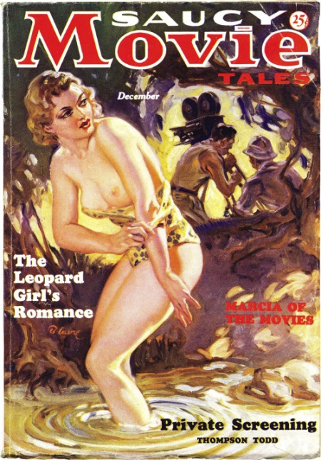 Saucy Movie Tales, december 1936