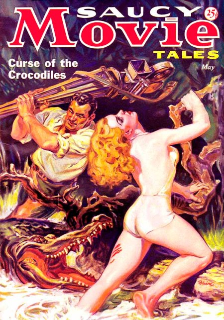 Saucy Movie Tales, maj 1936