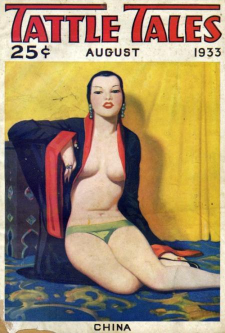 Tattle Tales, august 1933