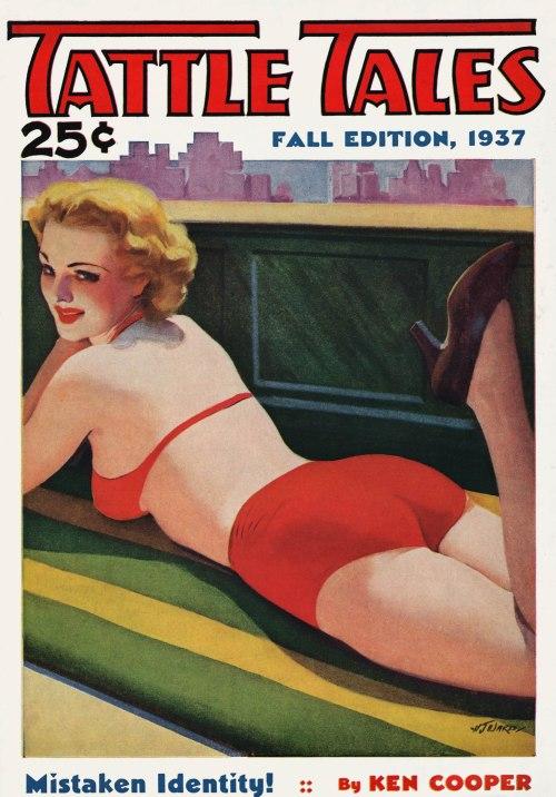 Tattle Tales, efterår 1937