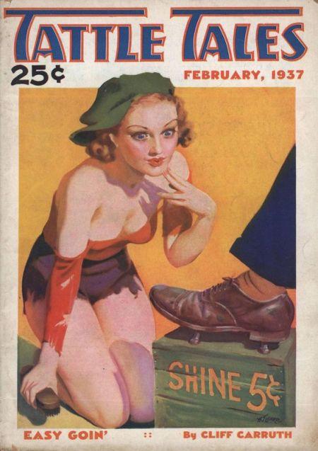 Tattle Tales, februar 1937