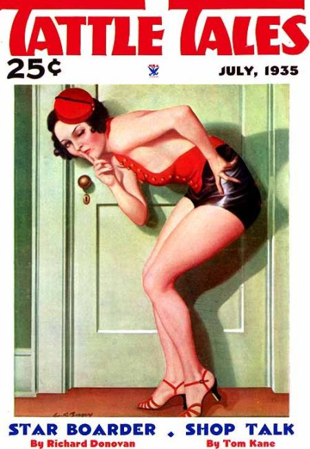 Tattle Tales, juli 1935