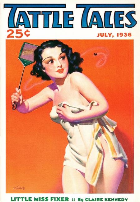Tattle Tales, juli 1936