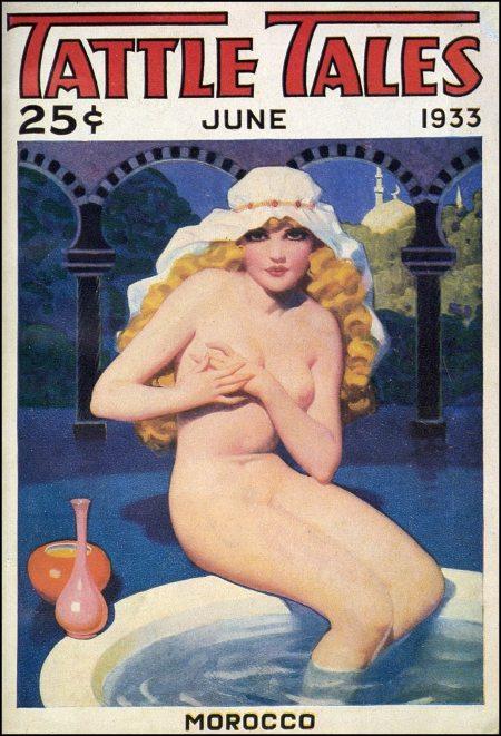 Tattle Tales, juni 1933