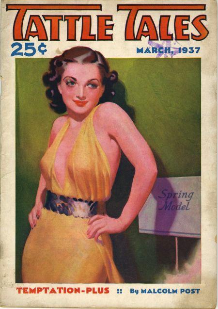Tattle Tales, marts 1937