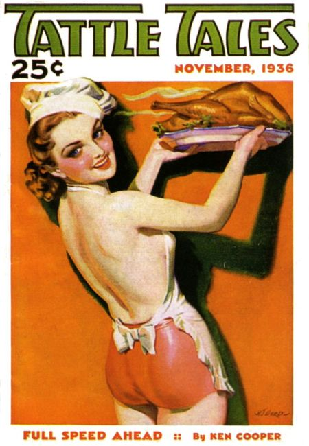 Tattle Tales, november 1936