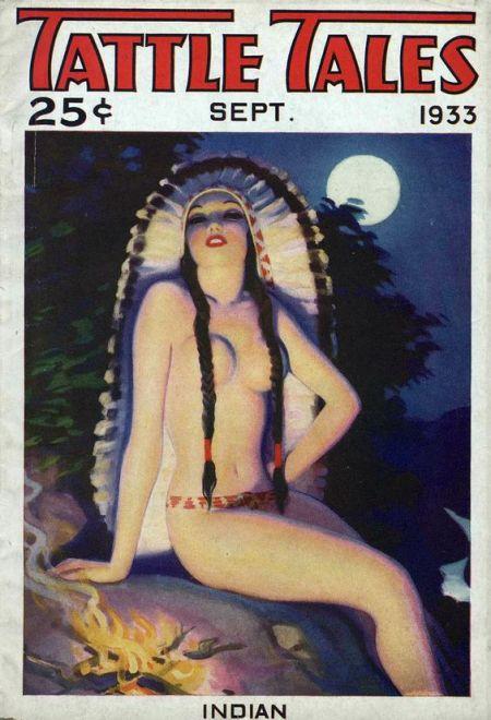 Tattle Tales, september 1933