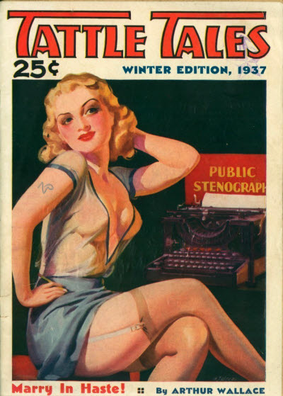 Tattle Tales, vinter 1937