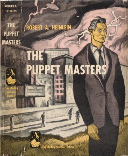 Hardcover, Doubleday 1951. Romanens første udgave som bogudgivelse - den optrådte tidligere som fortsat udgivelse i SF-magasinet Galaxy