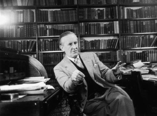 John Ronald Reuel Tolkien (3. januar 1892 - 2. september 1973)