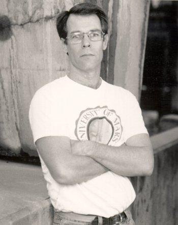Kim Stanley Robinson (født 25. marts 1952)