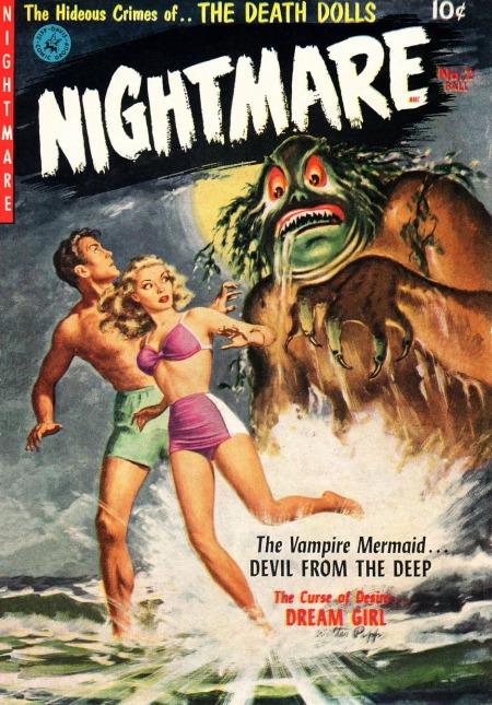 Nightmare nr. 2, efterår 1952