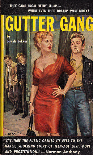 Paperback, Beacon 1954