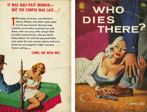 Paperback, Graphic Books 1956