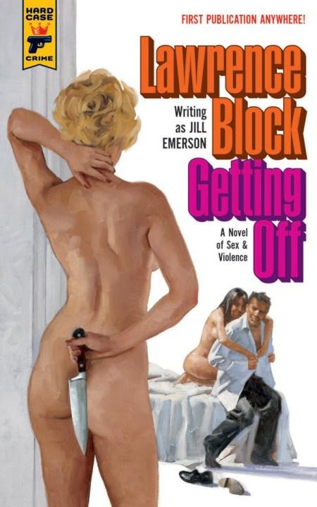 Paperback, Hard Case Crime 2011. Motivet formfuldendt i den moderne retro-pulp