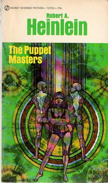 Paperback, Signet 1971. Forsiden er malet af Gene Szafran i hans vanlige, charmerende psykedeliske stil