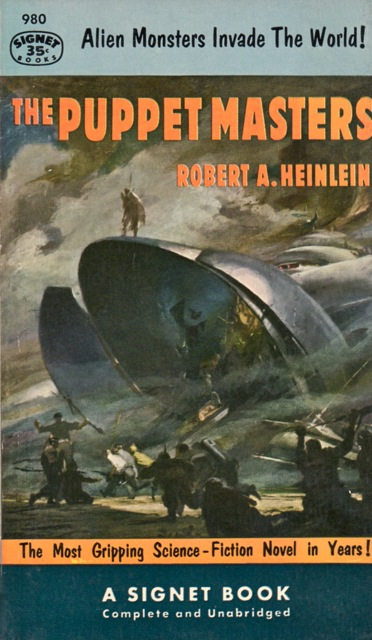 Paperback, Signet Books 1953