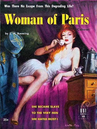 Paperback,  Uni-Book 1953