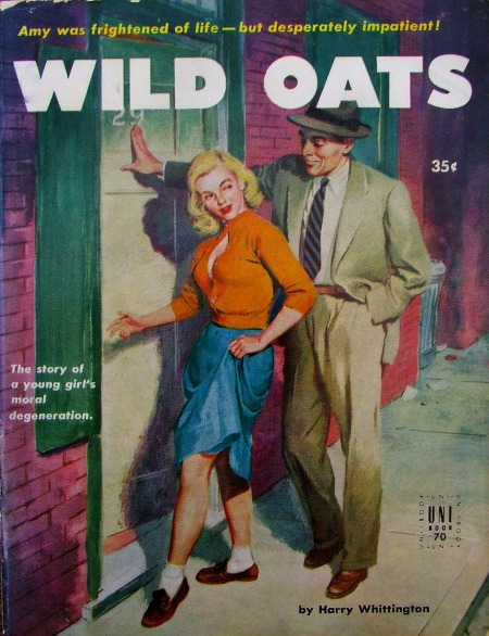 Paperback, Uni-Book 1954