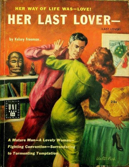 Paperback, Uni-Books 1953