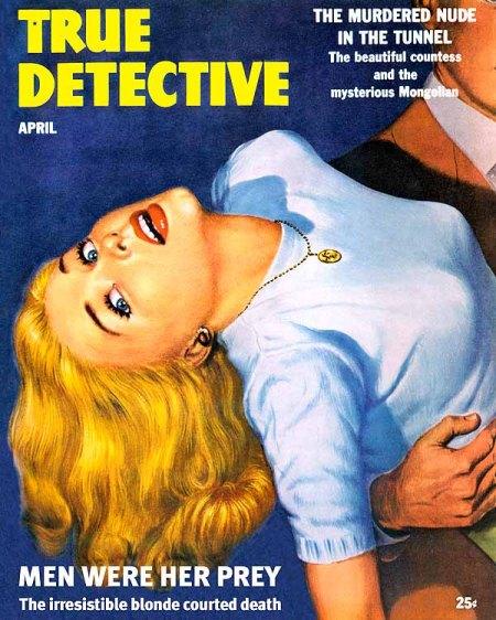True Detective, april 1952
