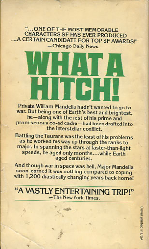 Paperback, Ballantine Books 1976