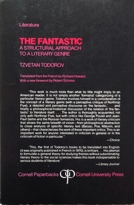 Paperback, Cornell University Press 1975