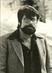 Stephen Edwin King (født 21. september 1947) anno 1981