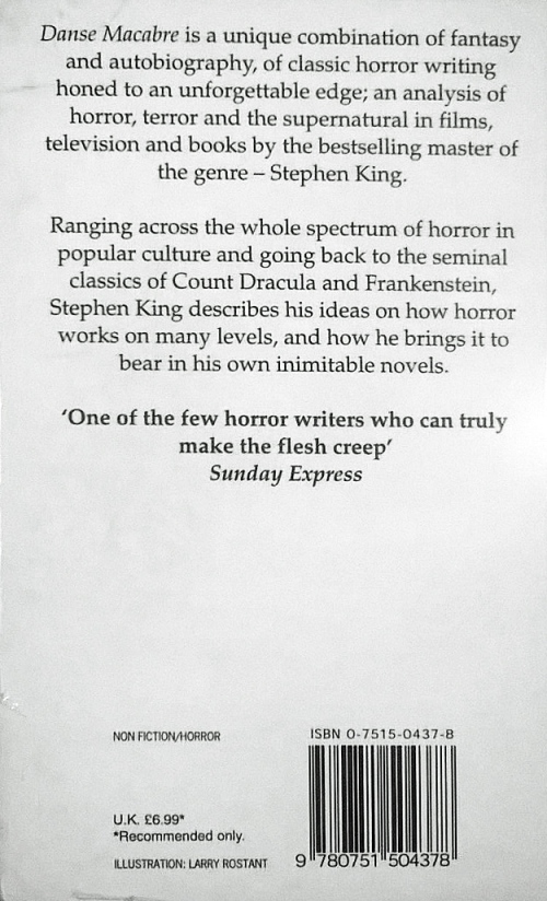 Paperback, Warner Books 2000