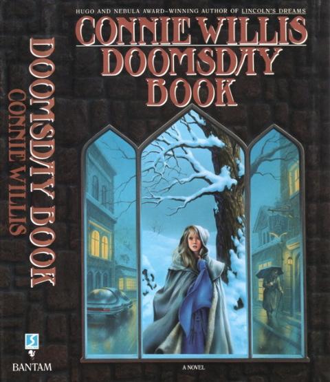 Hardcover, Bantam 1992. Romanens 1. udgave