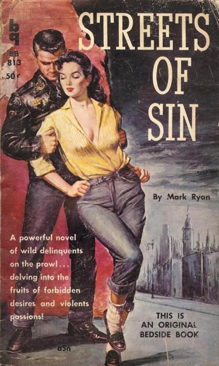 Paperback, Bedside Books 1959