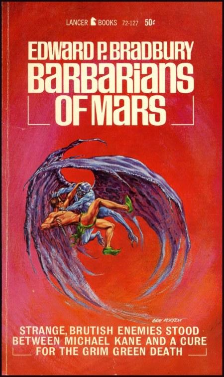 Paperback, Lancer Books 1966