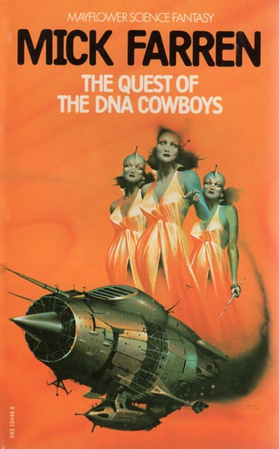Paperback, Mayflower 1976