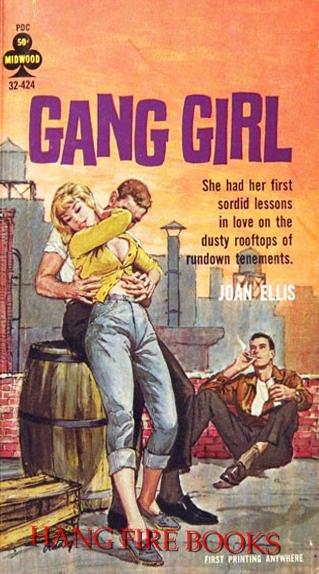 Paperback, Midwood 1964