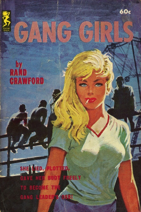 Paperback, Neva Paperbacks, 1963