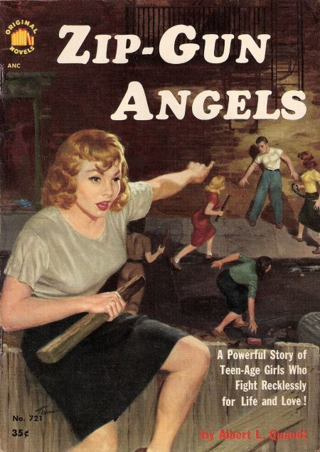 Paperback, Original Novels 1952