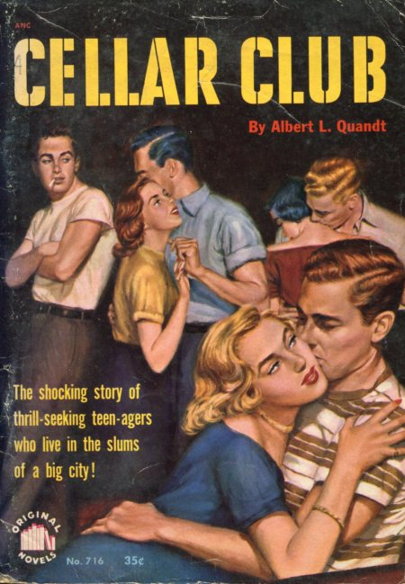 Paperback, Original Novels 1954