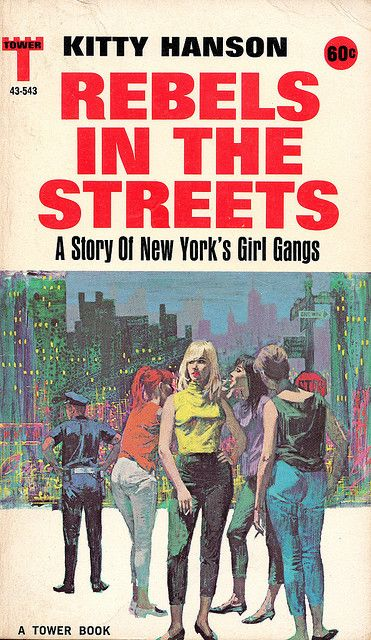 Paperback, Tower Books 1965