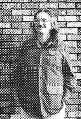 Ramsey Campbell (født 4. januar)  fotograferet o. '76