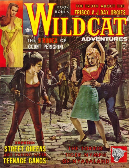 Wildcat Adventures, februar 1963
