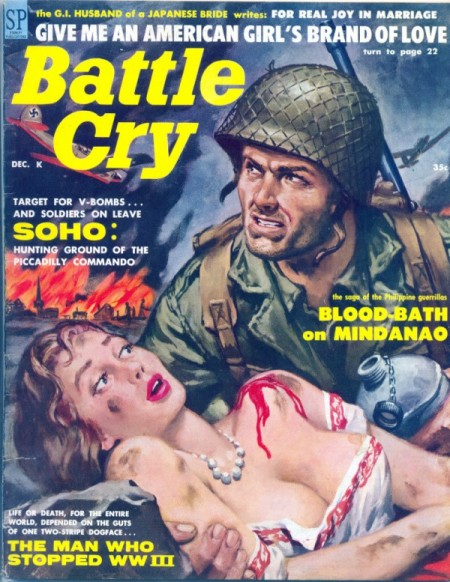 Battle Cry, december 1956