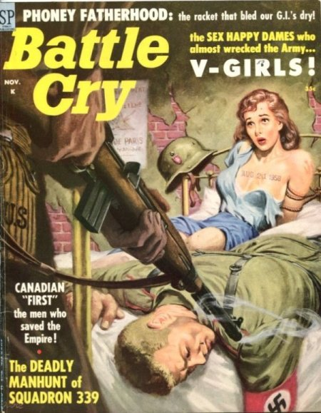Battle Cry, november 1958