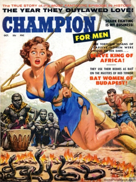 CHAMPION FOR MEN, oktober 1959