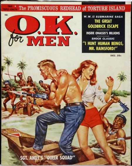 O.K. for Men, december 1954